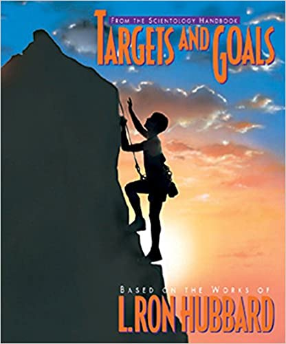 targets and goals l ron hubbard